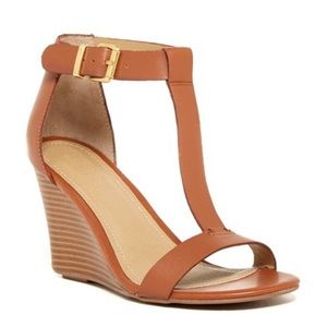 Kenneth Cole Reaction T-Strap Wedge